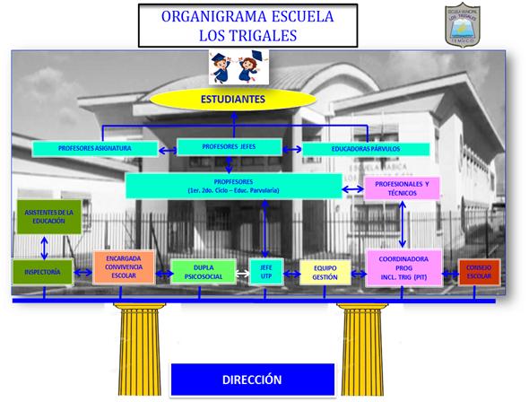 Organigrama del Colegio